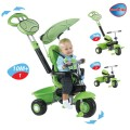 smart-trike-triciclo sport green